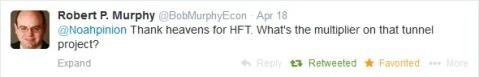 Bob Murpy tweet
