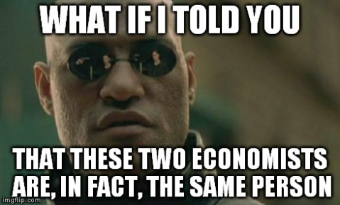 What if I told you economists